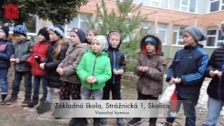 ZŠ Strážnická - Vianočný hymnus (prváci 2016)