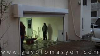 Yay Otomasyon - Otomatik Garaj Kapısı  - Kepenk Sistemi