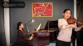 Grace Park & Yoon Lee: Dvořák - Romance in F Minor