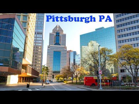 Visitando Pittsburgh & Duquesne Incline