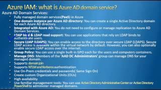 Azure Talk Azure AD DS Managed Domain