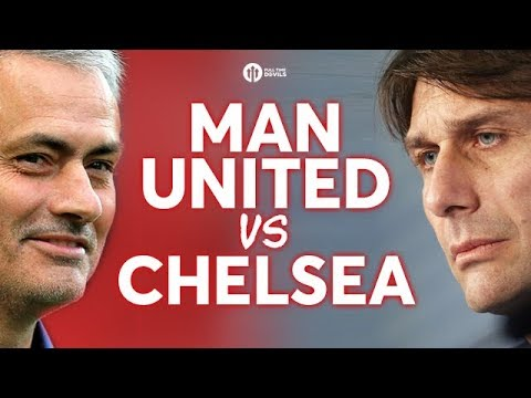 Manchester United vs Chelsea: Who Cracks First? LIVE PREVIEW!
