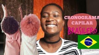 CRONOGRAMA CAPILAR: Método brasilero para un cabello afro increíble [1/6] ♥ - Yudis