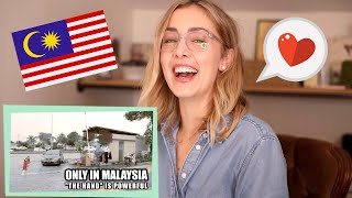 ONLY IN MALAYSIA | Canadian Reaction (Fun Memories + Stories Included!)
