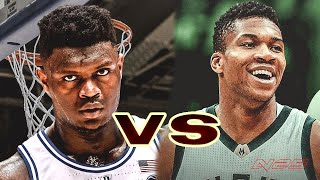 New Orleans Pelicans vs Milwaukee Bucks Full Game! February 4, 2020 NBA Season NBA 2K20