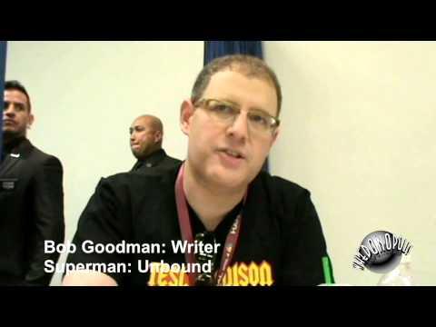 Superman Unbound - Bob Goodman Writer