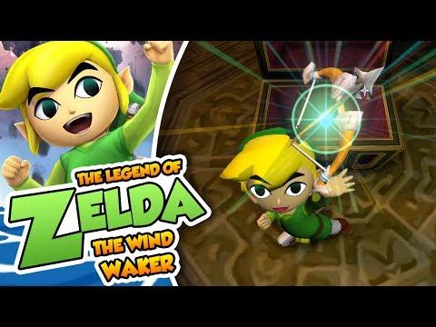 ¡Siempre en el blanco! - #15 - TLO Zelda: The Wind Waker en Español (Wii U)