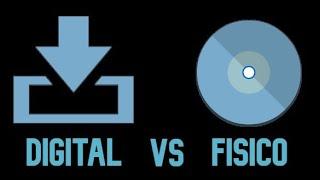 Me Conviene Un Juego Digital o Fisico?