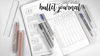 One of Lily Pebbles's most viewed videos: BULLET JOURNAL: WHAT AND HOW?! | Lily Pebbles