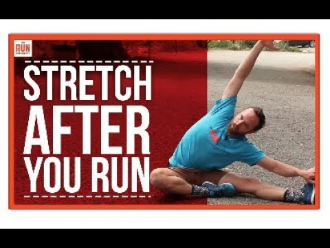 Beginner Running Tips | How to Stretch After Your Run