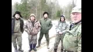 полювання в іжевську