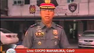 TV Patrol Northern Mindanao - December 9, 2014