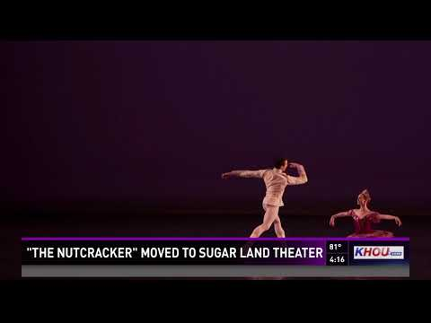 'The Nutcracker' to show at two new locations as Wortham Theater rebuilds
