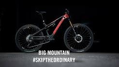 Das neue ROTWILD R.X750 Big Mountain E-MTB. Gemacht für Gipfelstürmer.