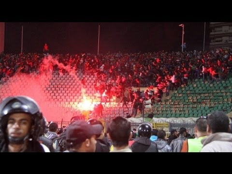 Tragedia en el estadio de Port Said: