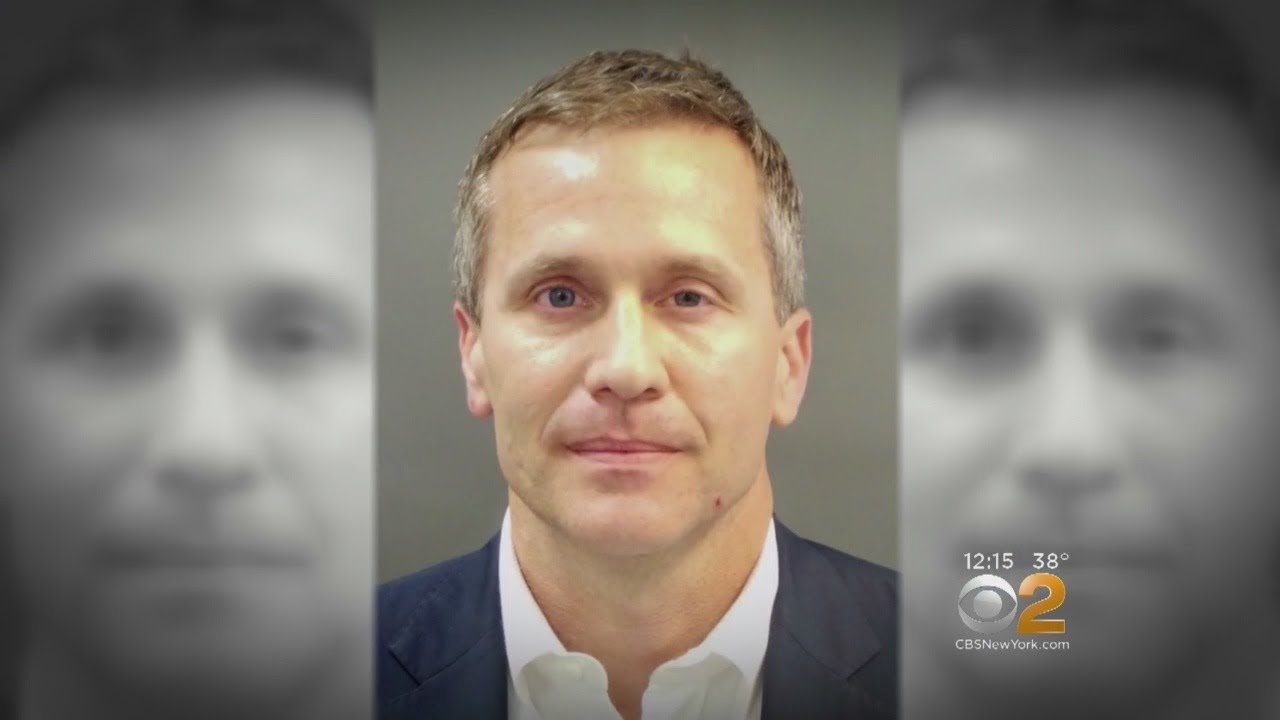Missouri's Gov Is In Hot Water