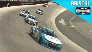 Full Race Replay: Food City Showdown from Bristol Motor Speedway   iRacing Pro Series Invitational