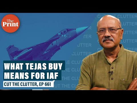 83 Tejas cleared for IAF: Implications for the service, & its chequered history with Indian fighters