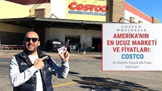 Amerika'nın En Ucuz Marketi: COSTCO ve Fiyatları - Bu Markette Parayla Bile Poşet Satılmıyor