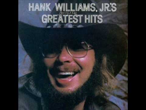 Hank Williams Jr-Dixie on my mind