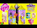 My Little Pony Twilight Sparkle Castle Jewelry Box With Shopkins Happy Places And Surprises video