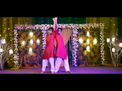 Holud Dance