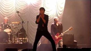 Suede - We Are The Pigs (live in Tel Aviv, Israel. July 1st 2011) - HD