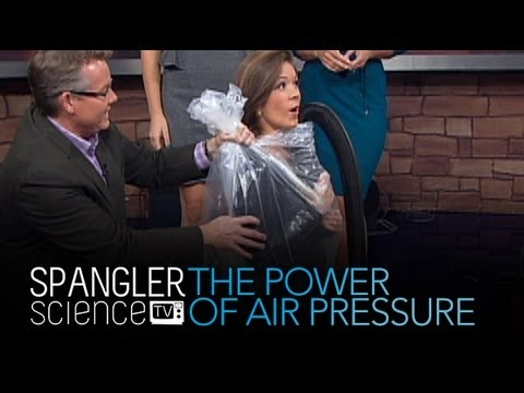 The Power of Air Pressure - Cool Science Experiment