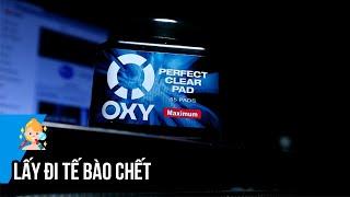 Oxy Perfect Clear Pad Lấy Đi Tế Bào Chết ♥ 25Enter ♥