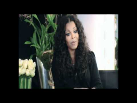 Janet Jackson's message to Cape Town!