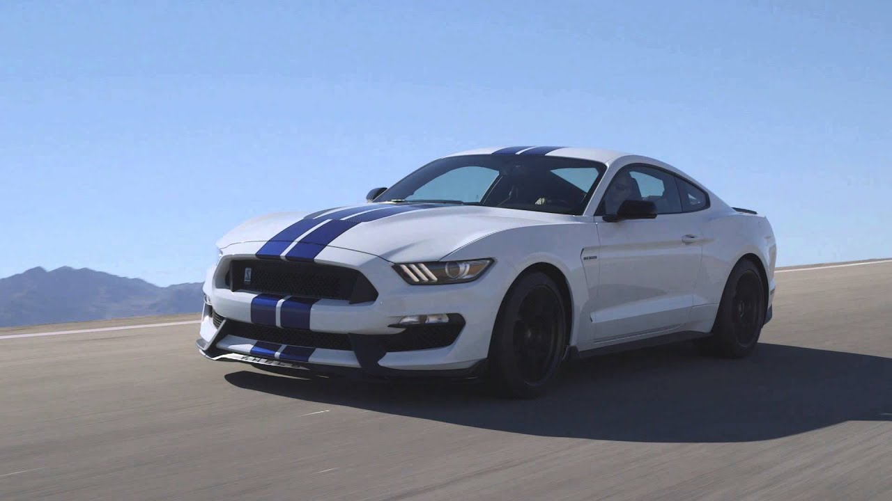 2015 Ford Mustang Shelby GT350 (Sound) - YouTube