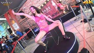 百威啤酒 Hot Q Girls 熱舞 1 蜜桃32C (4K 2160p)@2015高雄啤酒節[無限HD] ???? ????
