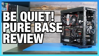be Quiet! Pure Base 600 Case Review: Quietest On Our Bench