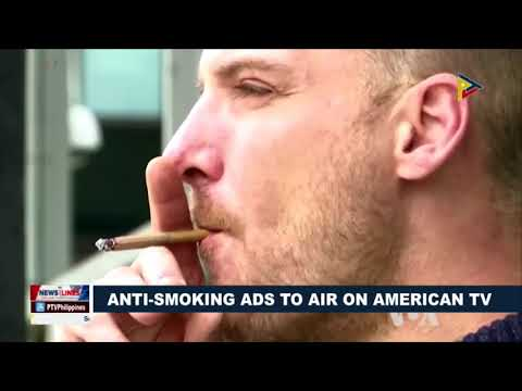 GLOBAL NEWS: Anti-smoking ads to air on American TV