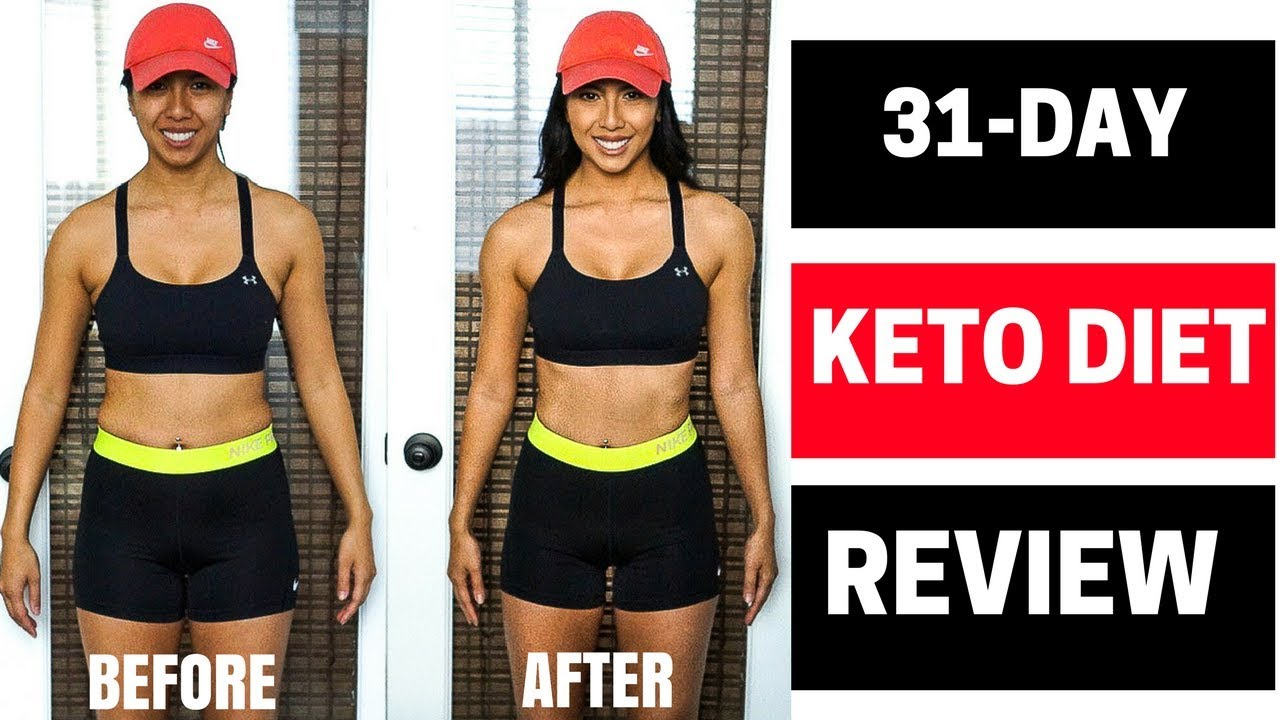 MY 31-DAY KETO TRANSFORMATION (MUST SEE FOR BEGINNERS)