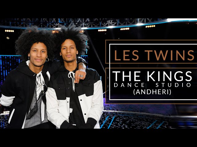 Les Twins | Dance Plus 5 | Meet And Greet at The Kings Dance Studio, Andheri