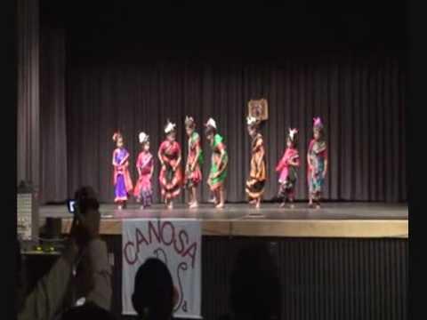 CANOSA Bishuba Milana 2010 Opening Dance - Aaenkhi Duhi Ta Chaka Chaka .wmv