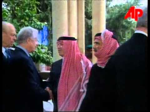 World leaders give King Abdullah II condolences 8 February 1999