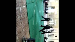 SMA XAVERIUS 1 BELITANG   ST  HENDRA PENCAK SILAT