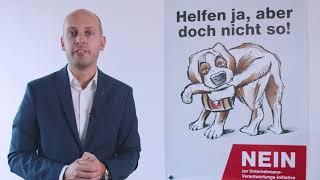 Statement zur Unternehmens-Verantwortungs-Initiative von Joël Thüring, Grossrat SVP BS