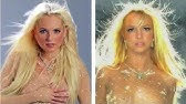 Britney Spears Diamond Outfit From Toxic Music Video Youtube