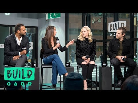 Jason Ralph, Stella Maeve, Olivia Taylor Dudley, And Arjun Gupta On