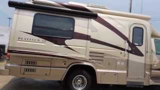 Nice Clean 23' 2007 Coach House Platinum 232XL FD 2-Slides Zoomersrvindiana