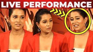 First Time EVER : RAIZA Performs Pyaar Prema Kaadhal