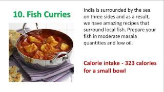 Top 15 Low Calorie Indian Foods For Weight Loss  by breakfast recipes