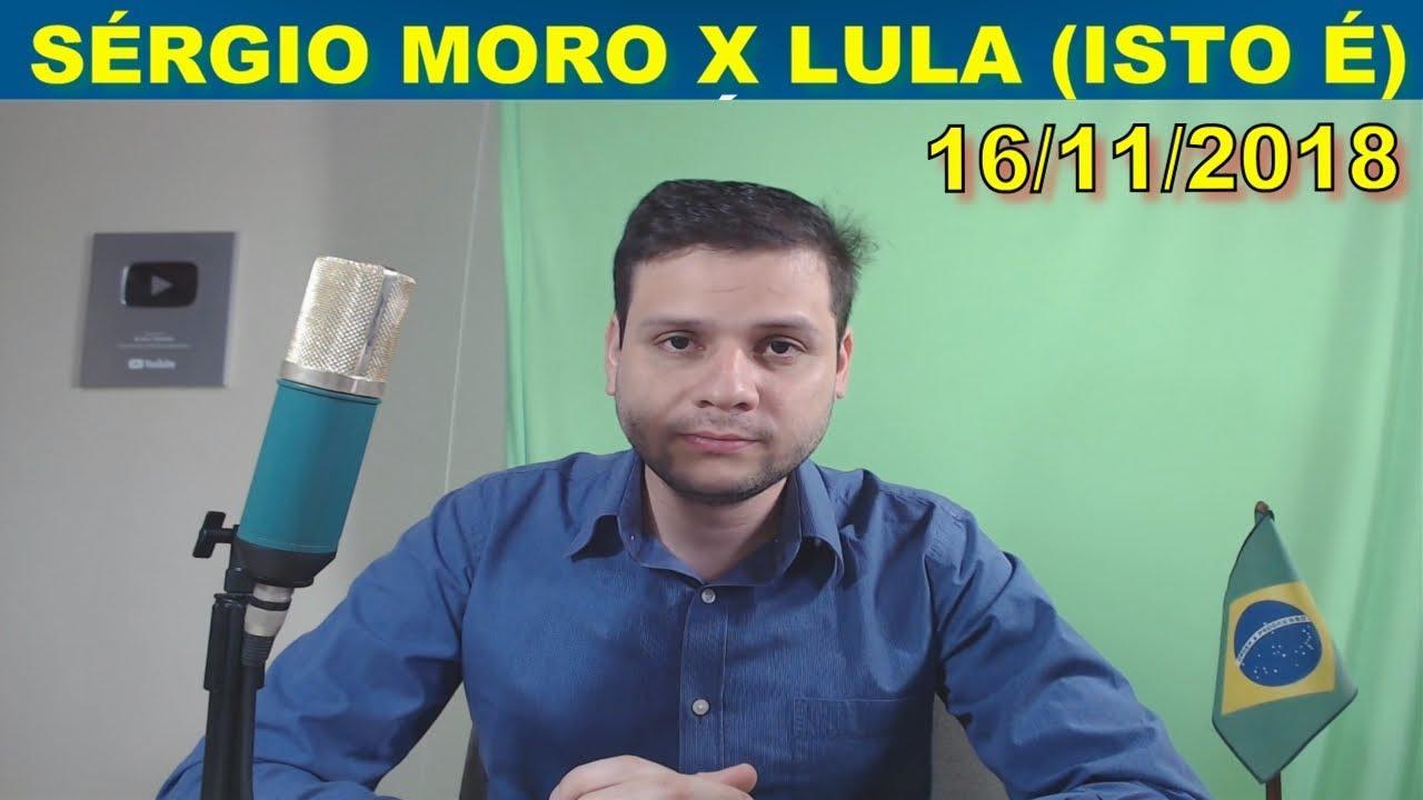 Sérgio Moro X Lula: Rombo na Petrobrás é de R$ 6.000.000.000.00