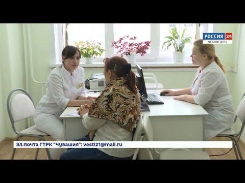 В Чувашии работают над привлечением медицинских кадров  в республику