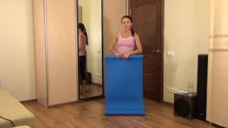 Похудеть. 3 упражнения для похудения и плоского живота!!!