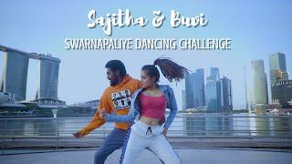 sajitha-buvi-swarnapaliye-dancing-challenge