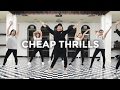 Sia Feat. Sean Paul - Cheap Thrills Dance Video | besperon Choreography video